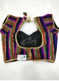 Fancy Silk Padded Stitched Blouse - 1