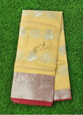 Beautiful Cotton Kota Saree