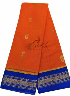 Beautiful Cotton Silk Seico Saree