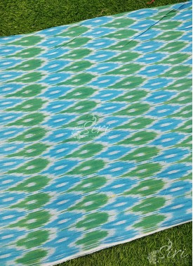 Beautiful Ikkat Cotton Fabric