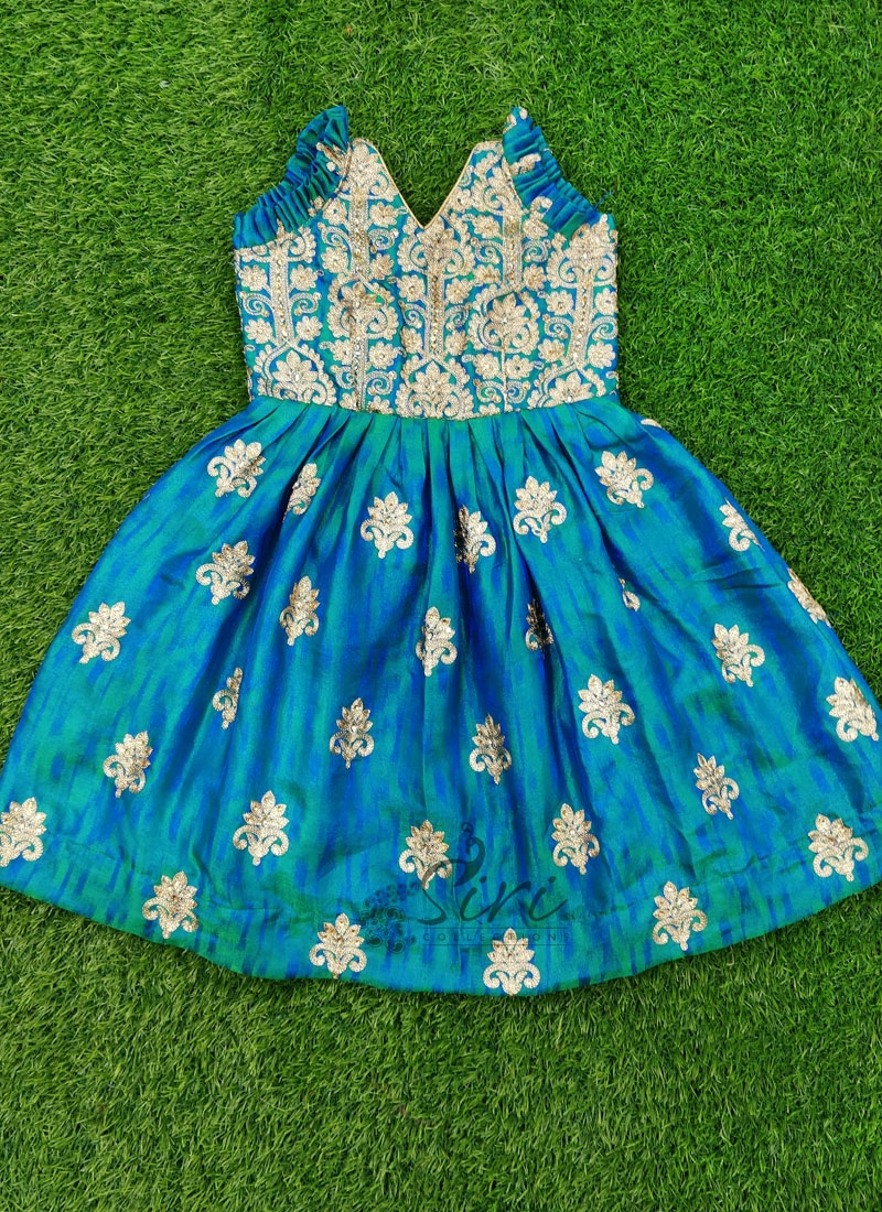 Beautiful Kids Frock for One Year Old