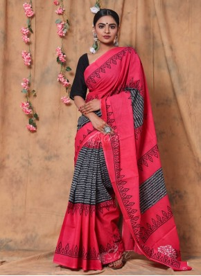 Beautiful Mul Mul Cotton Saree