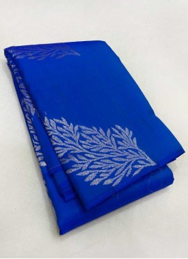 Beautiful Pure Handloom Light Weight Kanchi Pattu Saree