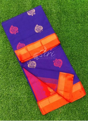 Beautiful Silk Cotton Saree