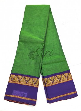 Beautiful Vibrant Arni Mercerized Cotton Saree