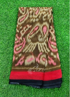 Casual Printed Fancy Jute Saree