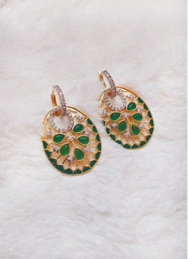 Designer Baali Earrings