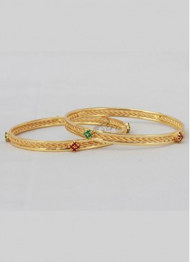 Designer Pair of Bangles