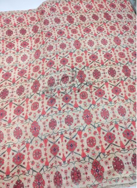 Digital Print Chinon Crepe Fabric Per Meter
