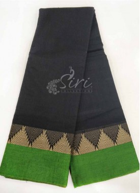 Elegant Narayanpet Mercerized Cotton Saree