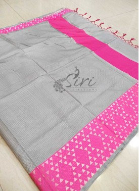 Fancy Kota Saree in Rich Borders