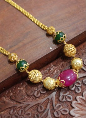 Fashion Jewellery Chain Necklace