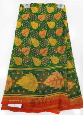 Printed Fancy Georgette Brasso Saree