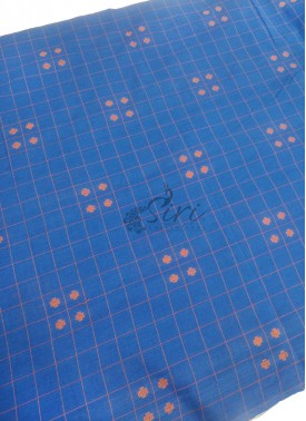 Pure Woven Cotton Fabric Per Meter