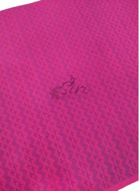 Pure Woven Cotton Jacquard Fabric Per Meter