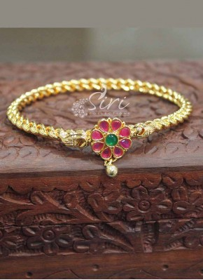 Traditional Kemp Stone Bangle Bracelet Fashion Jewellery