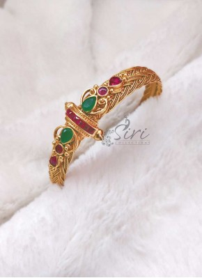 Traiditional Kada Bracelet Bangle in Screw Fastening