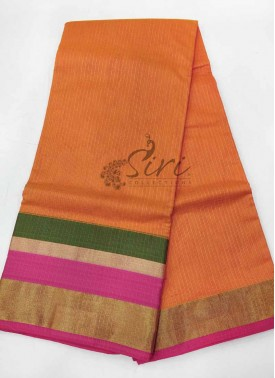 Traidtional Fancy Kota Saree